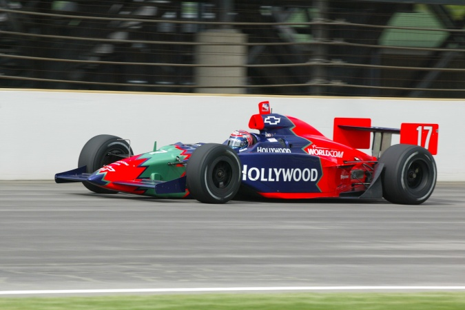Bild: Tony Kanaan - Mo Nunn Racing - G-Force GF05 - Chevrolet