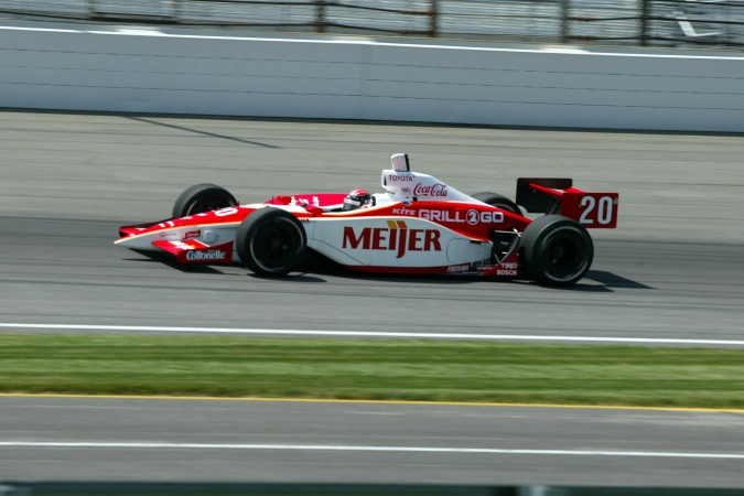 Bild: Alex Barron - Mo Nunn Racing - Panoz G-Force GF09 - Toyota