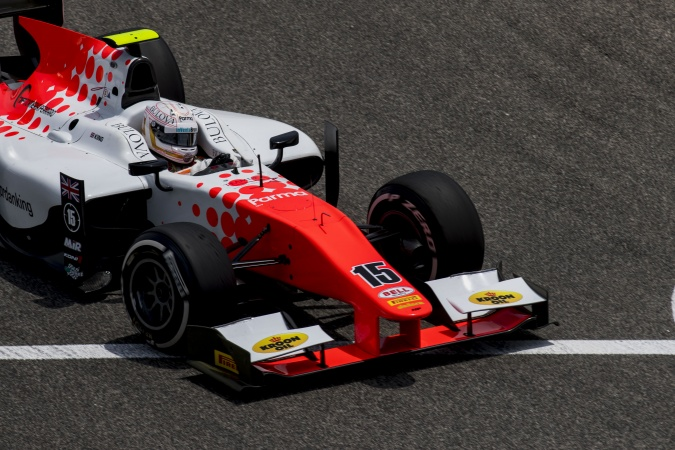 Bild: Jordan King - MP Motorsport - Dallara GP2/11 - Mecachrome