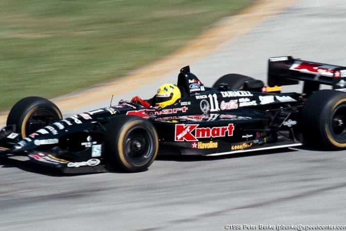 Bild: Christian Fittipaldi - Newman/Haas Racing - Swift 009.c - Ford
