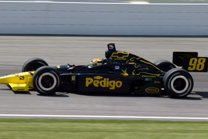 Bild: Billy Boat - Panther Racing - Dallara IR-03 - Chevrolet