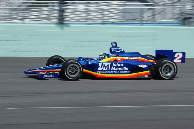 Bild: Mark Taylor - Panther Racing - Dallara IR-03 - Chevrolet