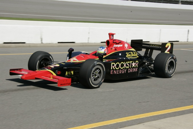 Bild: Townsend Bell - Panther Racing - Dallara IR-05 - Chevrolet