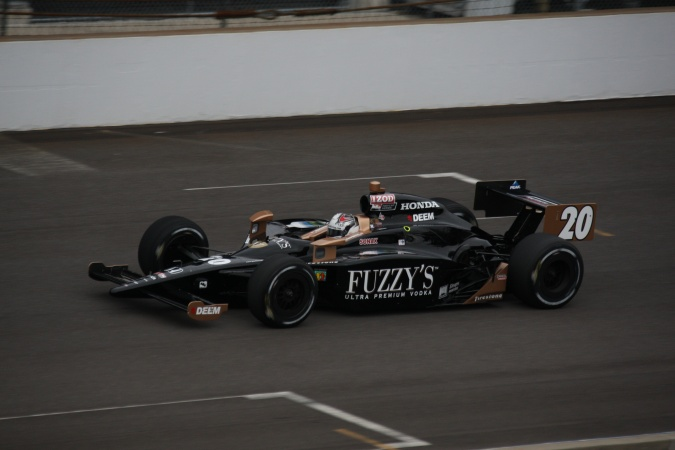 Bild: Ed Carpenter - Panther Racing - Dallara IR-05 - Honda