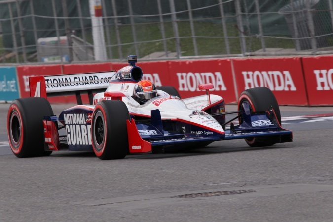 Bild: Dan Wheldon - Panther Racing - Dallara IR-05 - Honda