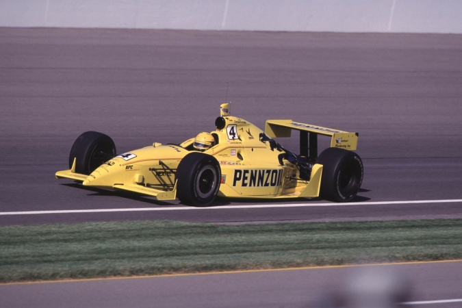Bild: Scott Goodyear - Panther Racing - Dallara IR0 - Oldsmobile