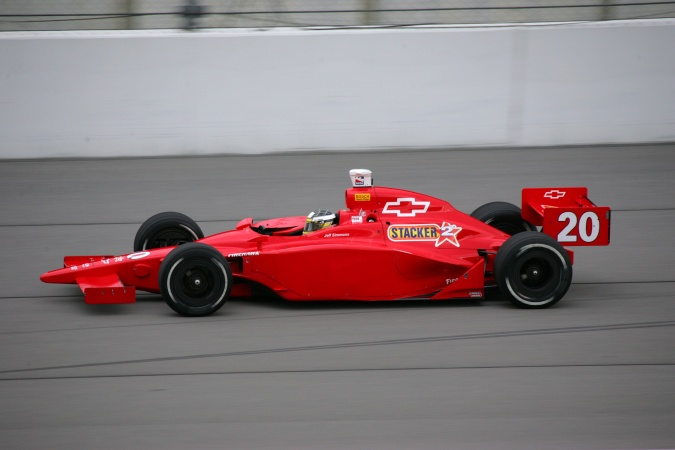 Bild: Jeff Simmons - Patrick Racing - Dallara IR-03 - Chevrolet
