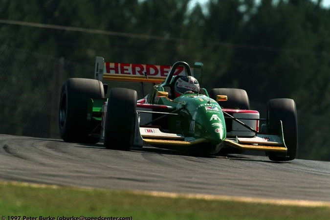 Bild: Michel Jourdain jr. - Payton/Coyne Racing - Reynard 97i - Ford
