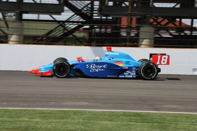 Bild: Jimmy Kite - PDM Racing - Panoz GF09 - Honda