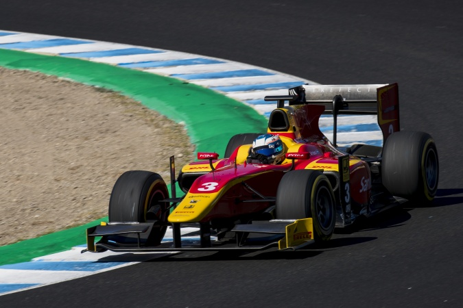 Bild: Nyck De Vries - Racing Engineering - Dallara GP2/11 - Mecachrome