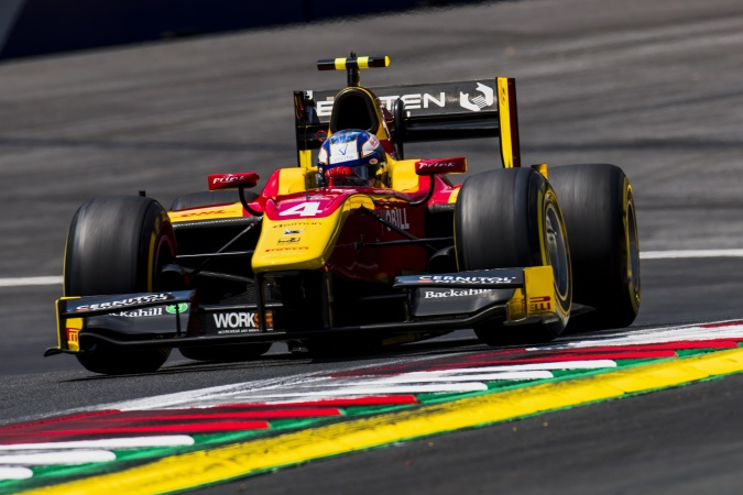 Bild: Gustav Malja - Racing Engineering - Dallara GP2/11 - Mecachrome