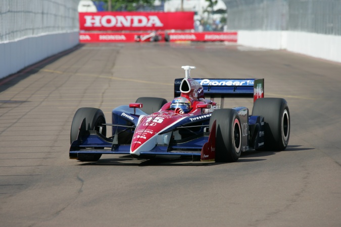 Bild: Buddy Rice - Rahal Letterman Racing - Panoz GF09 - Honda