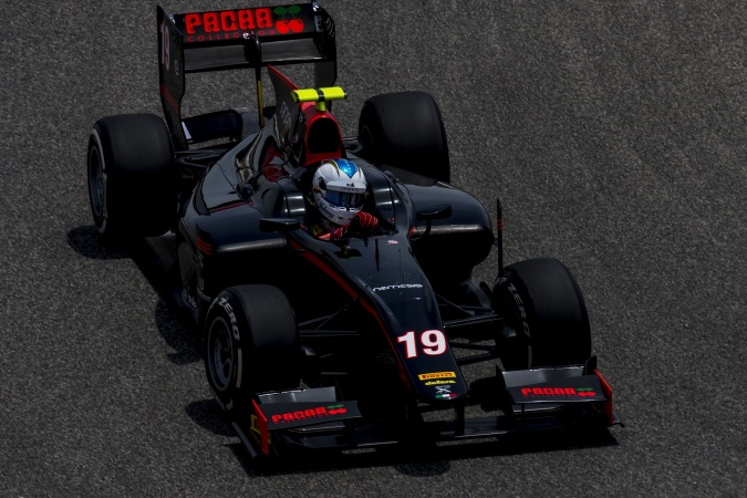 Bild: Johnny, jr. Cecotto - Rapax Team - Dallara GP2/11 - Mecachrome