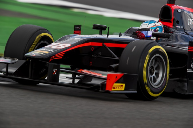 Bild: Nyck De Vries - Rapax Team - Dallara GP2/11 - Mecachrome