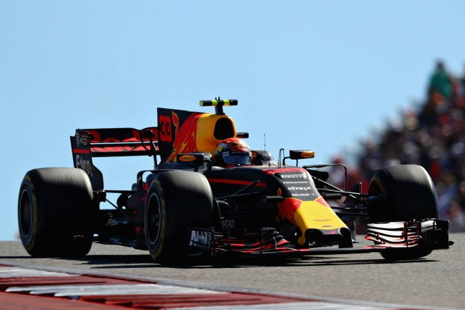 Bild: Max Verstappen - Red Bull Racing - Red Bull RB13 - TAG
