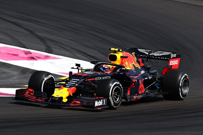Bild: Pierre Gasly - Red Bull Racing - Red Bull RB15 - Honda