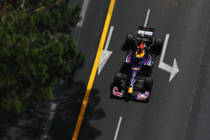 Bild: Mark Webber - Red Bull Racing - Red Bull RB5 - Renault