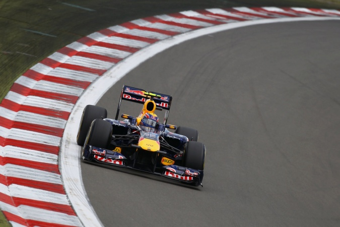 Bild: Mark Webber - Red Bull Racing - Red Bull RB7 - Renault