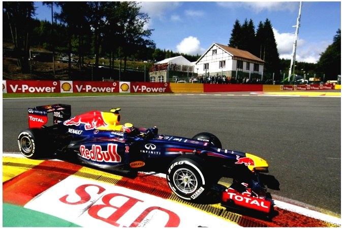 Bild: Mark Webber - Red Bull Racing - Red Bull RB8 - Renault
