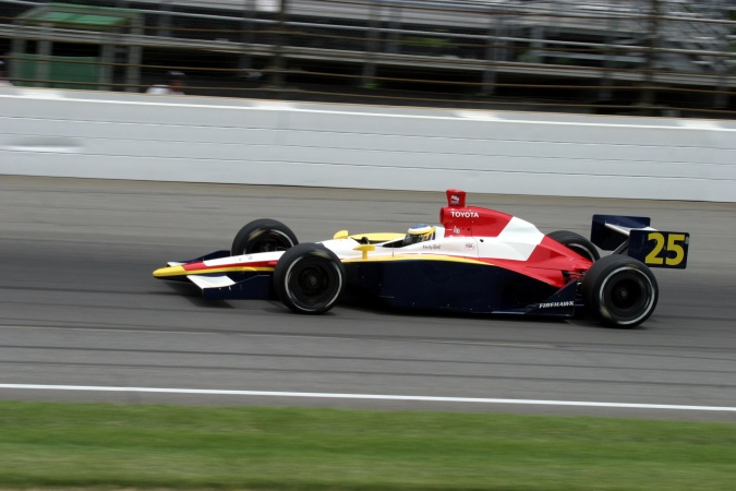 Bild: Marty Roth - Roth Racing - Dallara IR-03 - Toyota