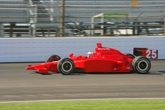 Bild: Marty Roth - Roth Racing - Dallara IR-05 - Honda