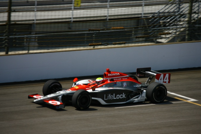 Bild: Massimilano Papis - Rubicon Race Team - Dallara IR-05 - Honda