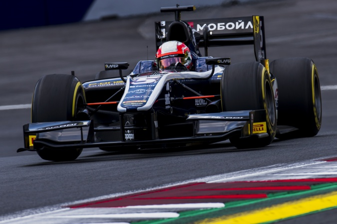 Bild: Luca Ghiotto - Russian Time - Dallara GP2/11 - Mecachrome