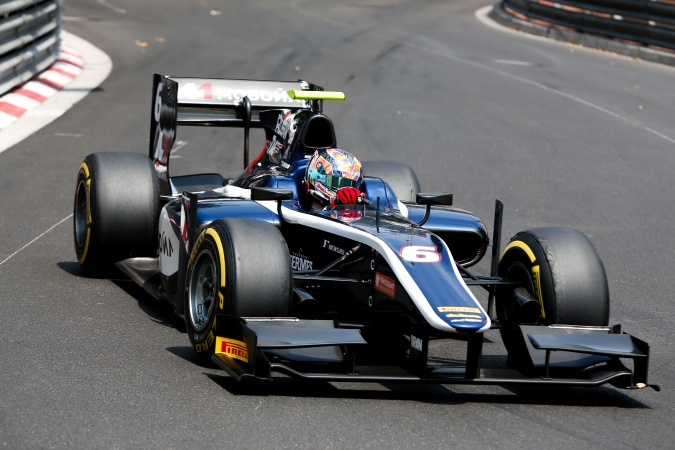 Bild: Artem Markelov - Russian Time - Dallara GP2/11 - Mecachrome