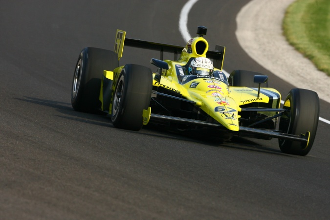 Bild: Ed Carpenter - Sarah Fisher Racing - Dallara IR-05 - Honda