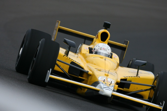 Bild: Jay Howard - Sarah Fisher Racing - Dallara IR-05 - Honda