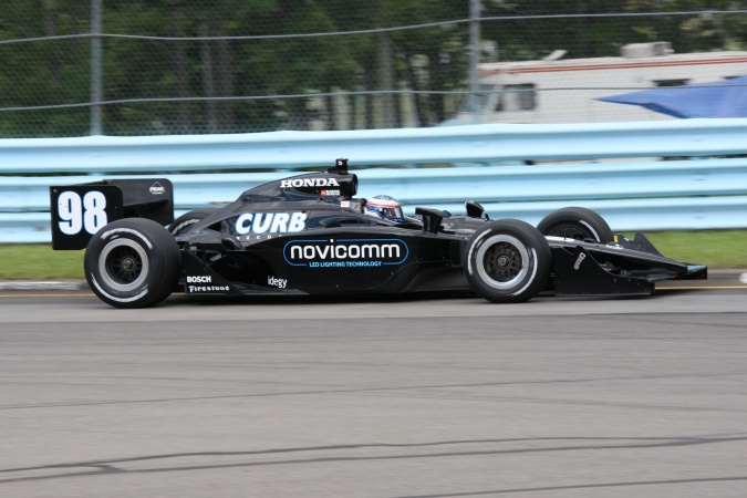 Bild: Richard Antinucci - Team 3G - Dallara IR-05 - Honda