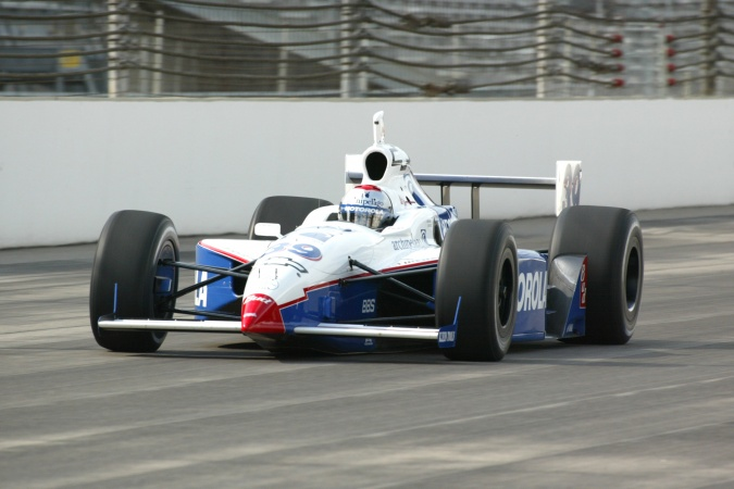 Bild: Michael Andretti - Team Green - Dallara IR-02 - Chevrolet