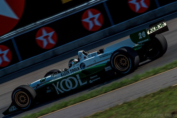 Bild: Paul Tracy - Team Green - Reynard 2Ki - Honda