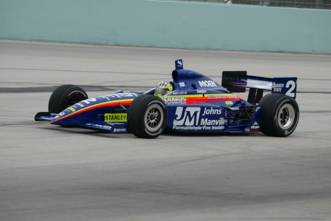 Bild: Jacques Lazier - Team Menard - Dallara IR-02 - Chevrolet