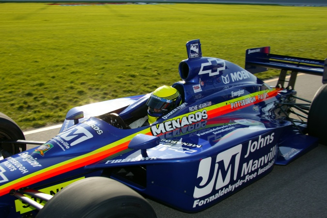 Bild: Richie Hearn - Team Menard - Dallara IR-03 - Chevrolet