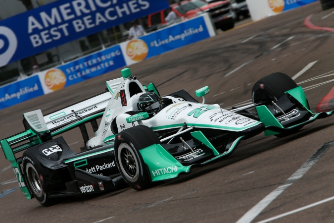 Bild: Simon Pagenaud - Team Penske - Dallara DW12 - Chevrolet