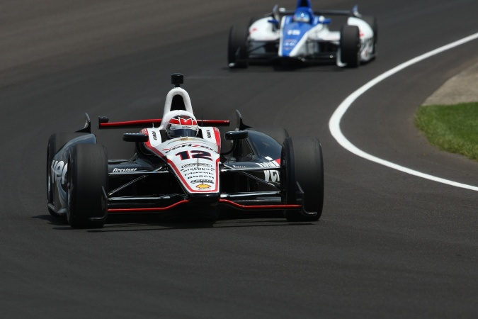 Bild: Will Power - Team Penske - Dallara DW12 - Chevrolet