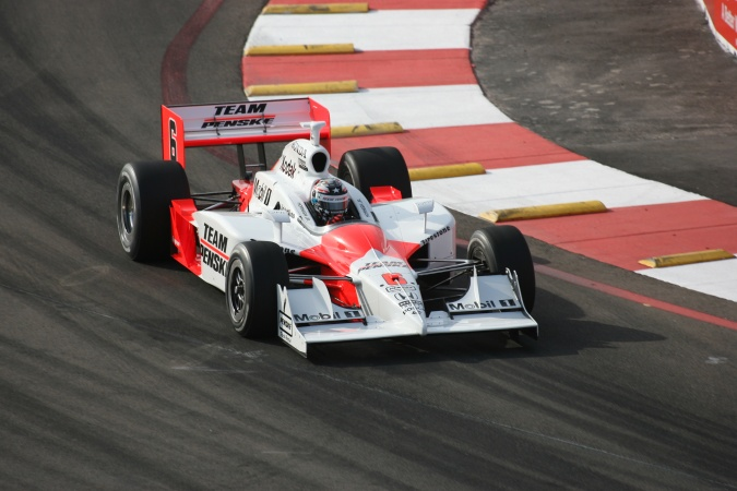 Bild: Sam Hornish - Team Penske - Dallara IR-05 - Honda