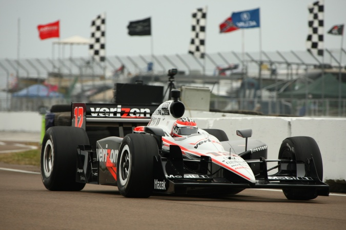 Bild: Will Power - Team Penske - Dallara IR-05 - Honda