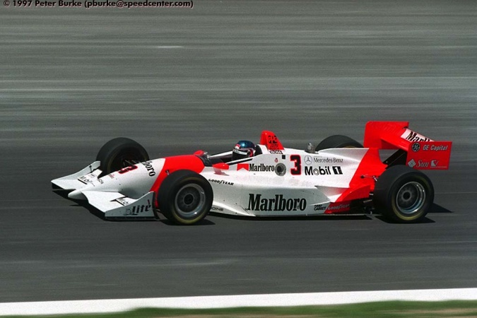 Bild: Paul Tracy - Team Penske - Penske PC26 - Mercedes