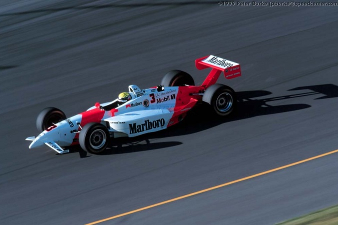 Bild: Alex Barron - Team Penske - Penske PC27B - Mercedes