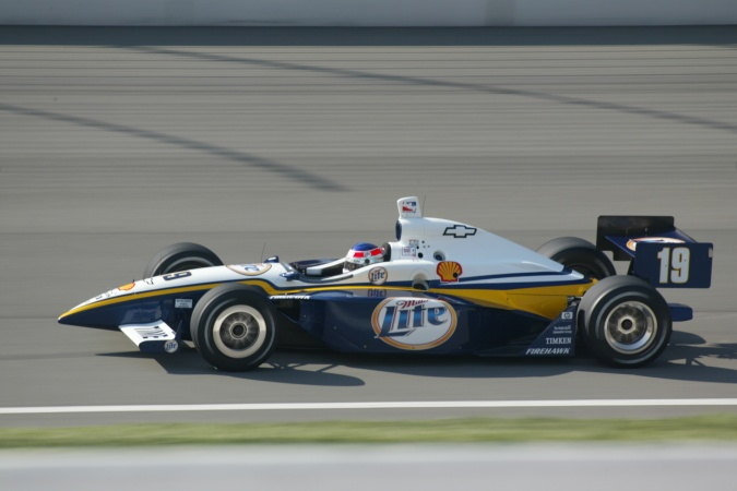 Bild: Jimmy Vasser - Team Rahal - Dallara IR-02 - Chevrolet
