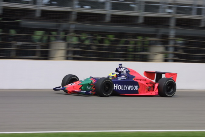 Bild: Felipe Giaffone - Treadway / Hubbard Racing - G-Force GF05 - Oldsmobile