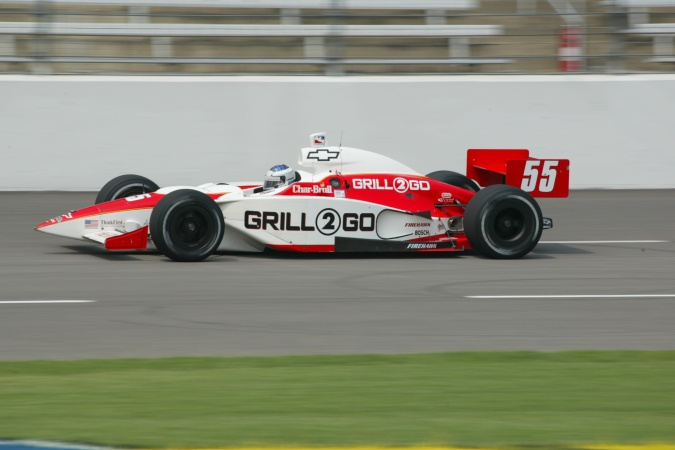 Bild: Will Langhorne - Treadway Racing - G-Force GF05 - Chevrolet