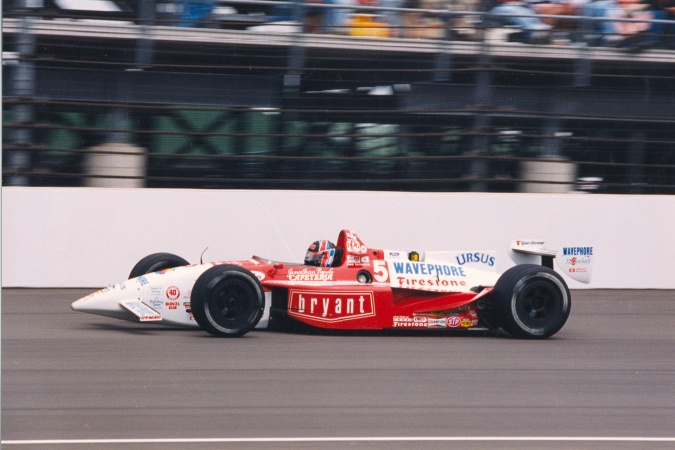 Bild: Arie Luyendyk - Treadway Racing - Reynard 95i - Ford