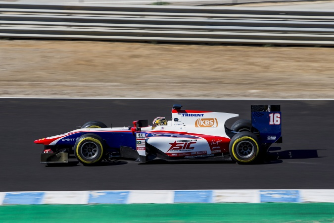 Bild: Nabil Jeffri - Trident Racing - Dallara GP2/11 - Mecachrome
