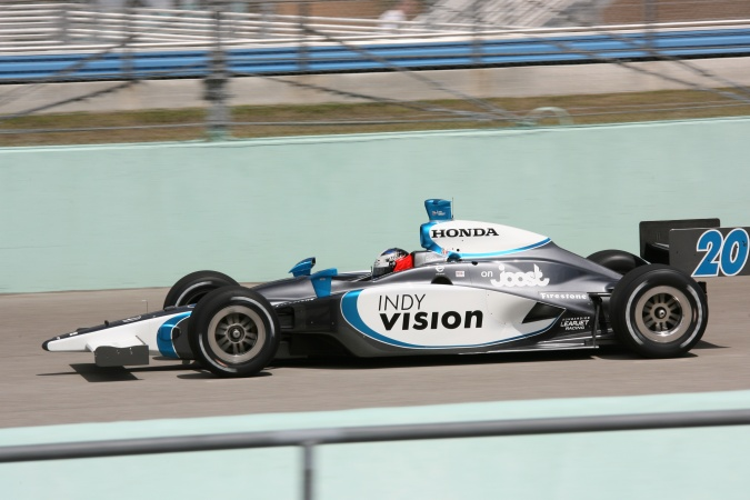 Bild: Ed Carpenter - Vision Racing - Dallara IR-05 - Honda