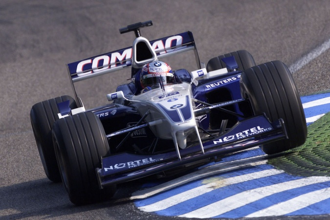 Bild: Juan Pablo Montoya - Williams - Williams FW23 - BMW