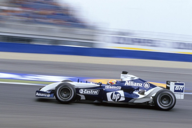 Bild: Antonio Pizzonia - Williams - Williams FW26 - BMW