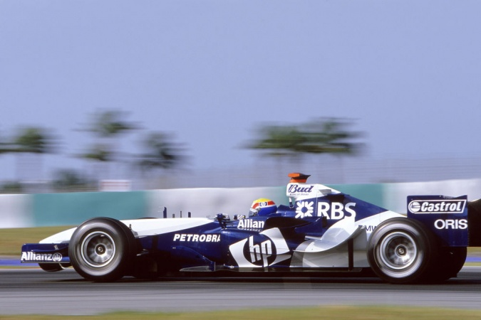 Bild: Mark Webber - Williams - Williams FW27 - BMW